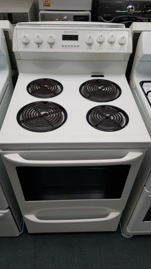 Fisher & Paykel Elba S2 Freestanding Stove OR61S2CEWW2