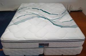Sleepyhead Chiropractic Elite King Bed