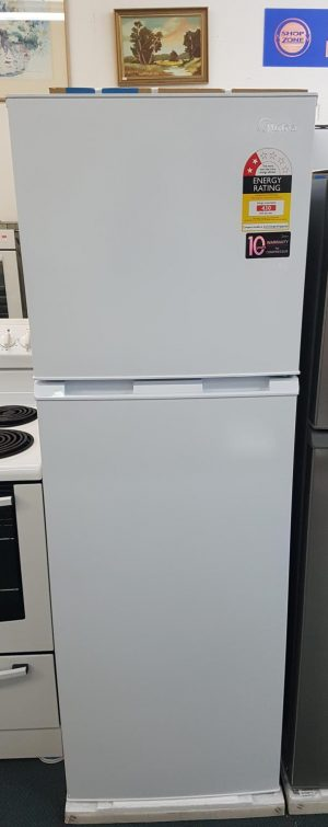 Midea JHTMF268WH Top Mount Freezer-Fridge