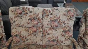 Genuine La-Z-Boy 2 Seater Sofa- Floral