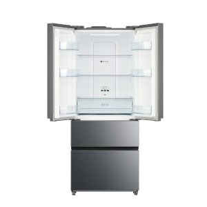 Midea 462L French Door Fridge Freezer Stainless Steel JHFD462SS