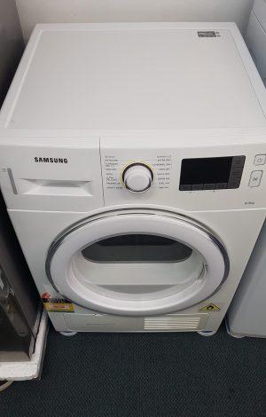 Samsung 8kg Condenser Dryer, DV80H4100CW