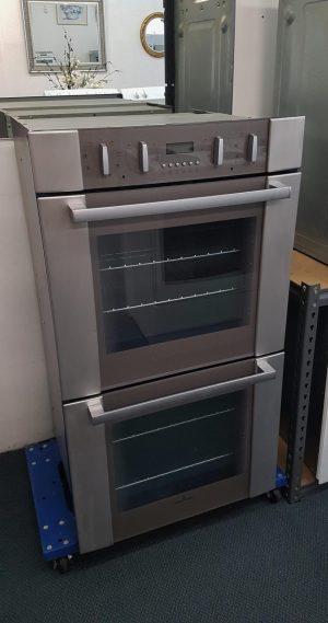 Fisher & Paykel S/Steel Astro Double  Oven – BI602MDE2