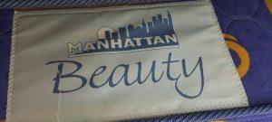 Manhattan Double Bed Base & Mattress