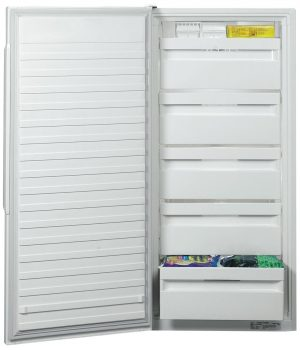 Fisher & Paykel E308LW 304L Upright Freezer