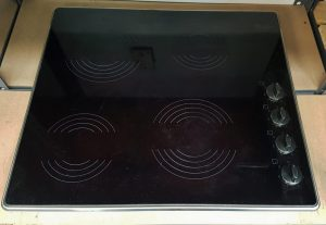 Whirlpool 60cm Cooktop, Glass Ceramic, Electric/Induction, 6AKM613/IX