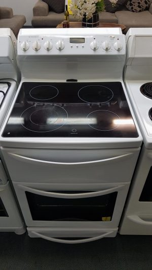 Westinghouse Alpha Ceramic Multifunction Stove – Separate Grill