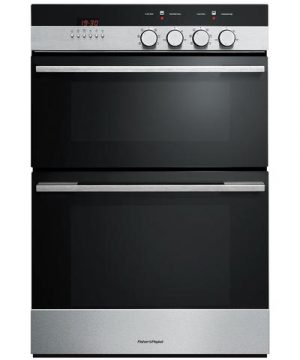 Fisher & Paykel 60cm Double 7 Function Built-in Oven