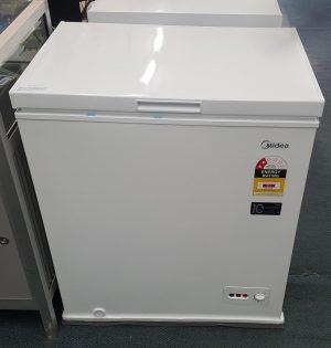 Brand New Midea JHCF142M 146L Chest Freezer Mechanical Control