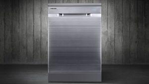 Samsung WaterWall Freestanding Dishwasher DW60H9970US