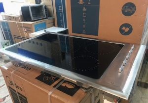 F&P S/Steel Double Oven & 36″ Cooktop Package Deal!