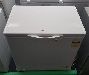 155L Chest Freezer + Lockable Lid – 0.8m Commercial
