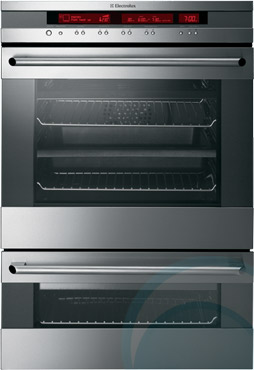 60cm Electrolux Electric Wall Oven EUEE63AS