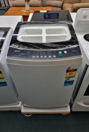 Brand New Midea 10KG Top Loader Washing Machine DMWM100G2