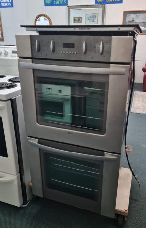 Fisher & Paykel S/Steel BI602MASE2 Double Wall Oven