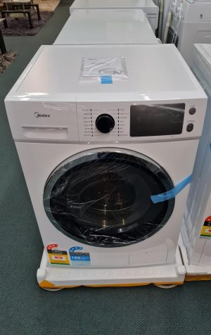 New Midea 10kg Front Loading Washing Machine