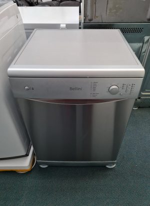 Bellini Affordable 60cm Stainless Steel 7 Program Dishwasher – BDW127X-F