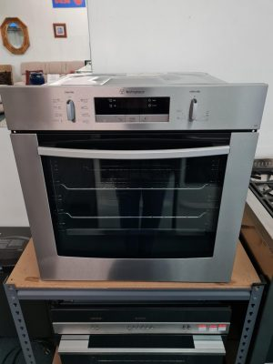 Westinghouse 60cm Stainless Steel Multi-function Electric Wall Oven