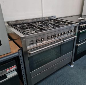 Smeg 100cm Stainless Steel Free-standing Cooker CSA20