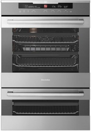 Electrolux Stainless Steel EVE623SA 60cm Electric Wall Oven