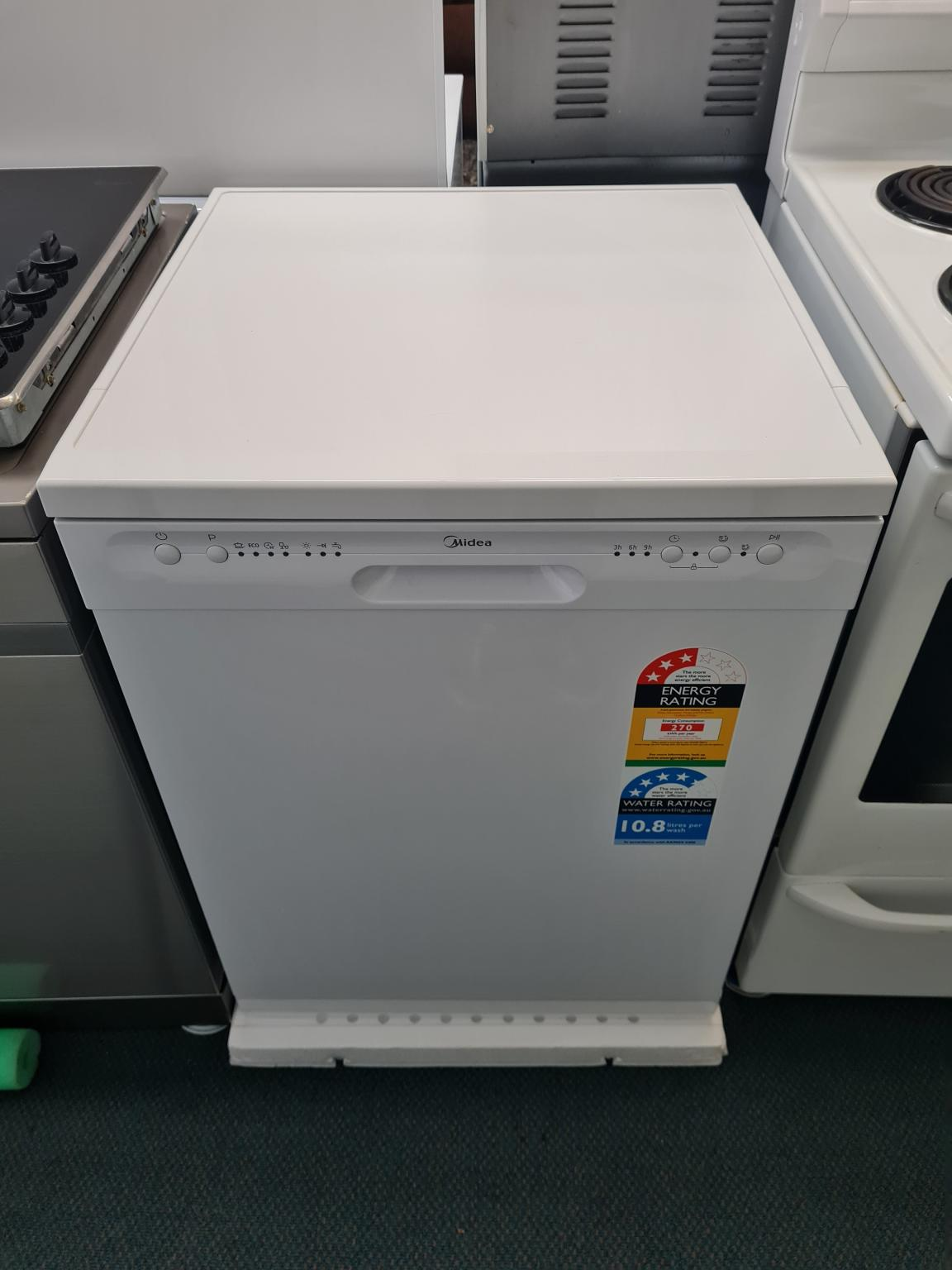 Brand New Midea 12 Place Setting Dishwasher White JHDW123WH
