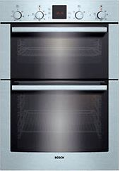 Bosch Stainless Steel Built-In Double Oven HBN43M550A