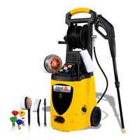 Electric High Pressure Washer w/ 10m Hose 3500PSI