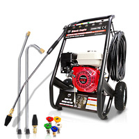 Petrol Pressure Washer w/ Honda Engine 2900PSI