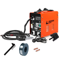 Campmark Flux Gasless Welding Wire MIG Welder 120A