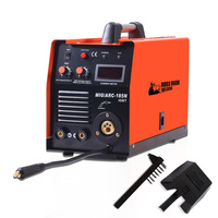 Campmark Gas or Gasless MMA ARC MIG Welder Inverter