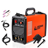 Campmark Twin Function TIG/Arc DC Welder Inverter