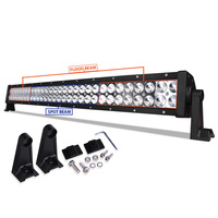 LED Light Bar w/ Spot & Flood Combo Beam 33in 180W