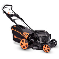 Black Eagle Self Propelled Petrol Lawn Mower 18in