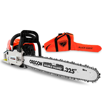 Heavy Duty Petrol Oregon Chain Chainsaw 50cm 58cc
