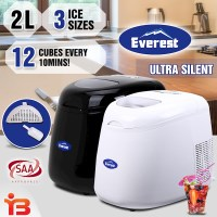 Everest Automatic Ice Maker Machine w/ Scoop 2L