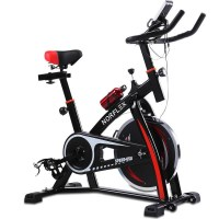 Norflex Fitness Home Gym Spin Bike in Black SPX200
