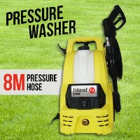 Electric Power Jet Pressure Washer with 8m Hose