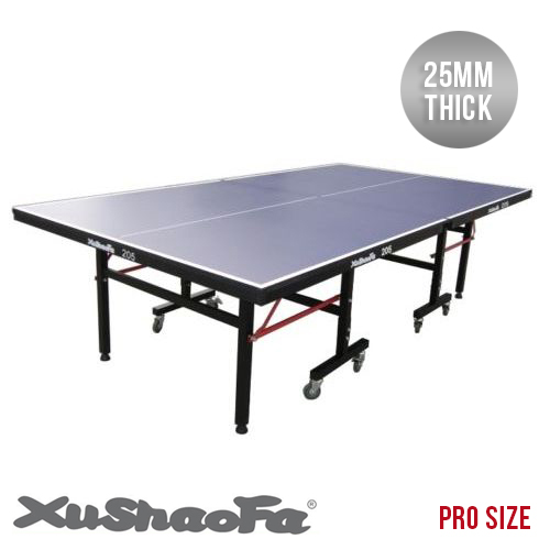 25mm table tennis ping pong table pro size buy table - Measurements of table tennis table ...