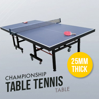 H M S Remaining. Pro Size Ping Pong Table Tennis ...
