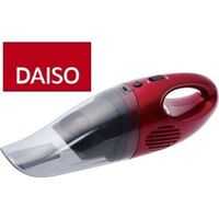 Daiso Wet & Dry Portable Handheld Vacuum Cleaner