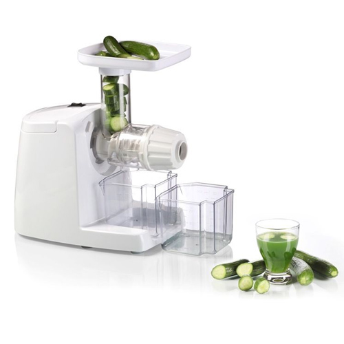 Slow Cold Press Living Juicer Extractor : Cold Press Fruit Slow Juice Extractor Juicer 150W Buy ...