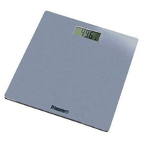 Stylish Silver Digital Bathroom Scale