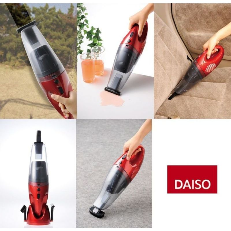Daiso Wet Amp Dry Portable Handheld Vacuum Cleaner Buy