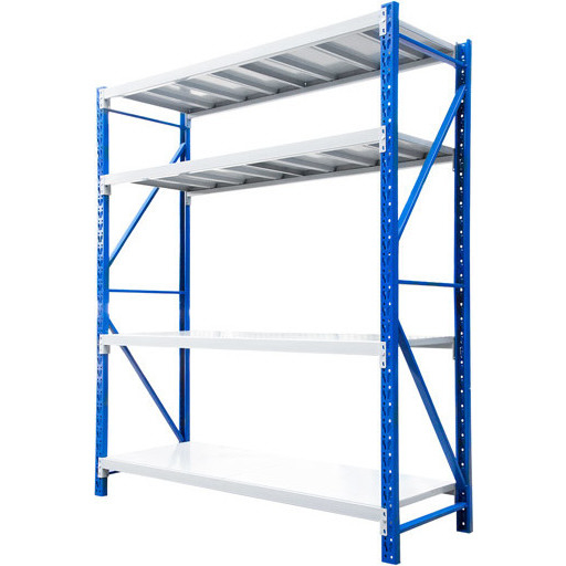 4 Tier Adjustable Metal Shelving Unit Rack 15x2m Buy  : SH 11001display from www.mydeal.com.au size 512 x 512 jpeg 103kB