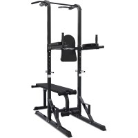 PTX-100 Dip Pull Up Power Tower with Bench Press