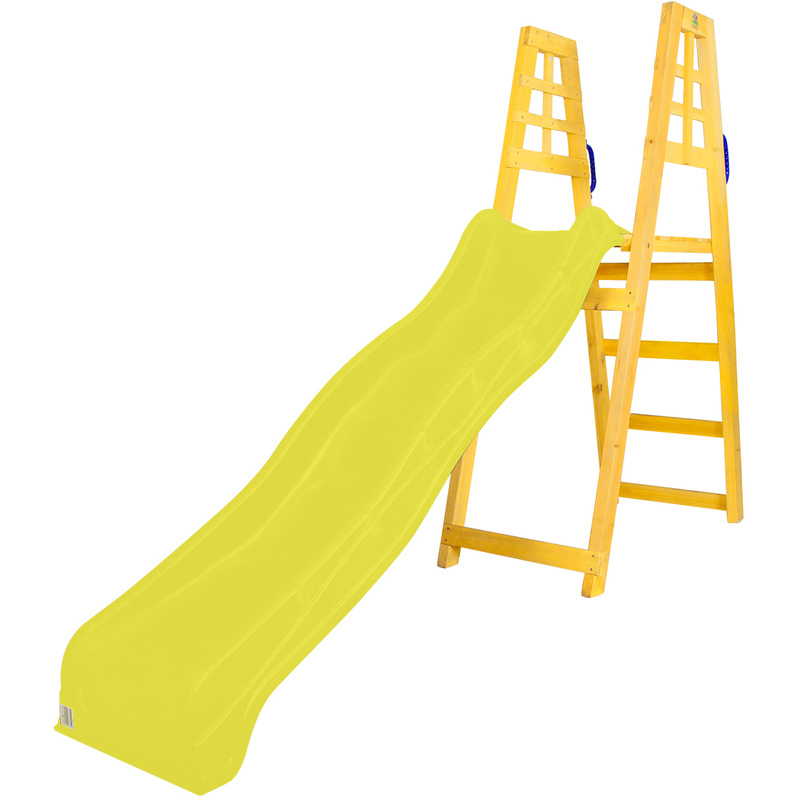 Sunshine Kids Climb And Slide Playset Yellow 2 18m Buy