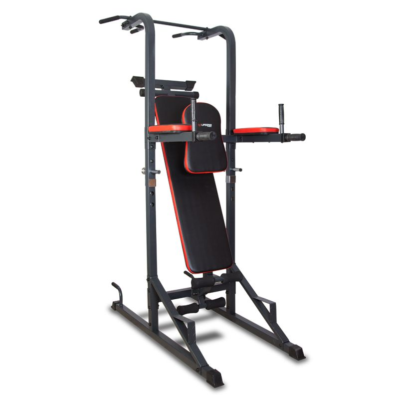 Ptx 100 Dip Pull Up Power Tower With Bench Press Buy Power Towers