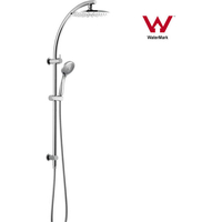 Hand Held Shower & Multifunction Shower Rail Set