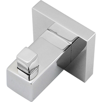 Door Hanger Robe Hook Single Towel Holder Square