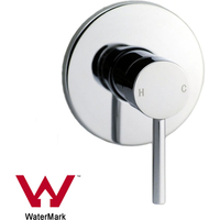 Bathroom Shower Wall Mount Round Lollipop Mixer Tap
